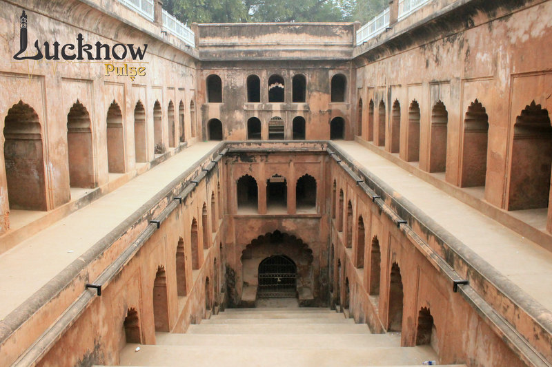 Picture of Baoli at Bada Imambara, Lucknow