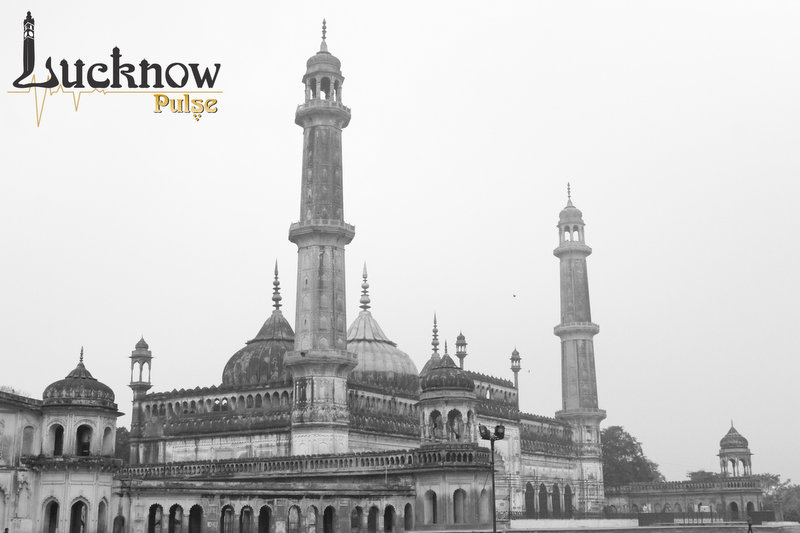 Picture of Asafi Masjid, Bada Imambara at Lucknow