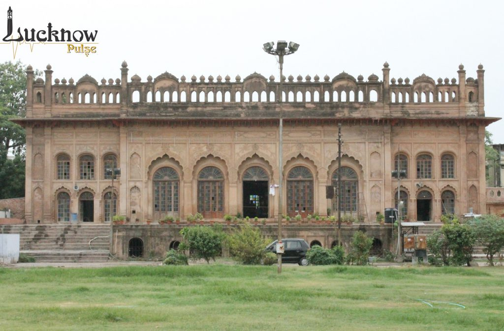 Picture of Sibtainabad imambara at Lucknow