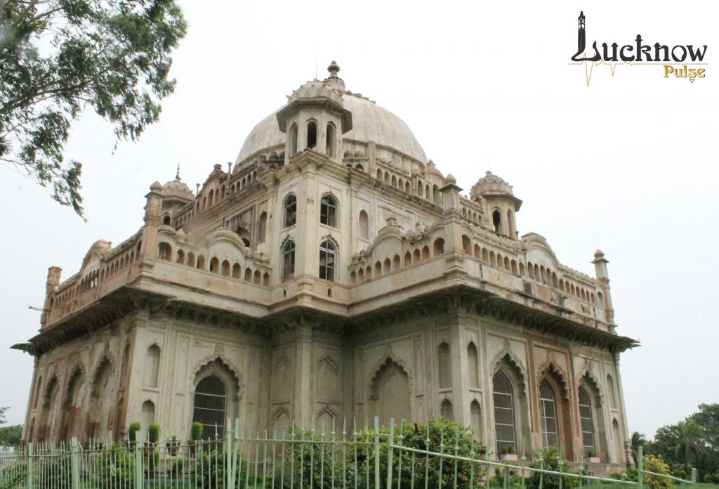 Picture of Mausoleum of Nawab Saadat Ali Khan, Lucknow