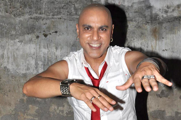 Picture of Baba Sehgal a rap singer who has roots in Lucknow