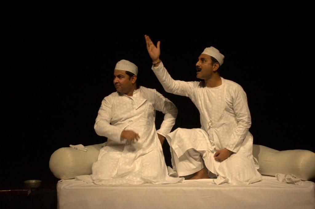 Daastangoi Performance in Lucknow