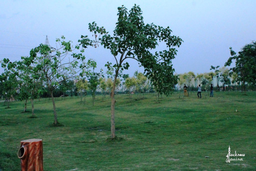 Picture of Janeshwar mishra park - 400-acre green patch in Lucknow