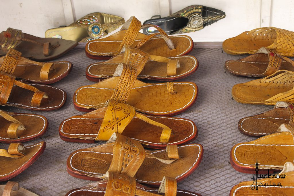 Hand Crafted Footwear in Lucknow